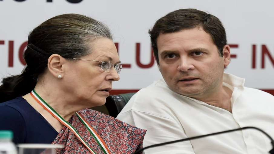 Will Rahul Gandhi again become Congress president?  Many things of important party meeting came to light - India TV Hindi