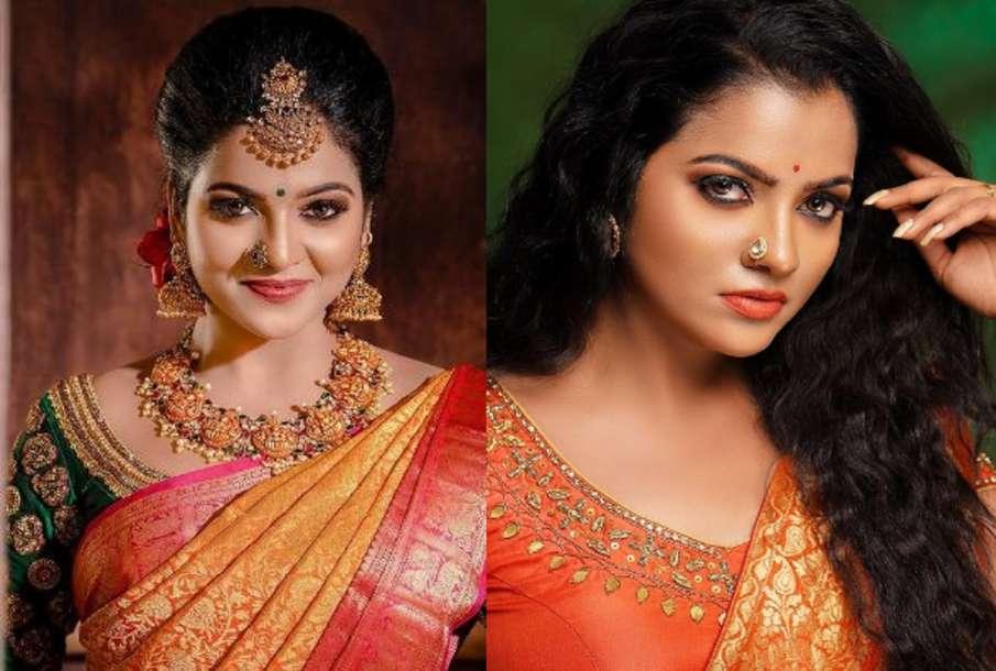 VJ Chithra- India TV Hindi