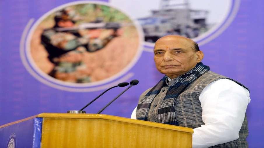 Defense Minister Rajnath Singh- India TV Hindi