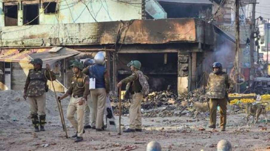 Dhritarashtra Delhi Riots, Mahabharata Delhi Riots, Mahabharata Natasha Narwal, Natasha Narwal- India TV Hindi