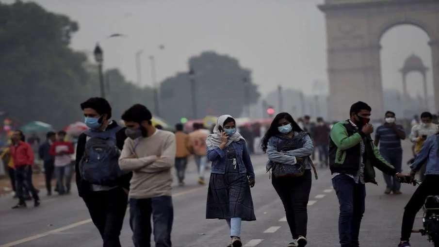 दिल्ली में इस मौसम का सबसे कम तापमान दर्ज किया गया, हिमाचल में कई जगह पारा शून्य से नीचे - India TV Hindi