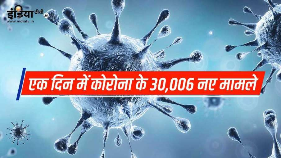 Coronavirus: देश में एक दिन...- India TV Hindi