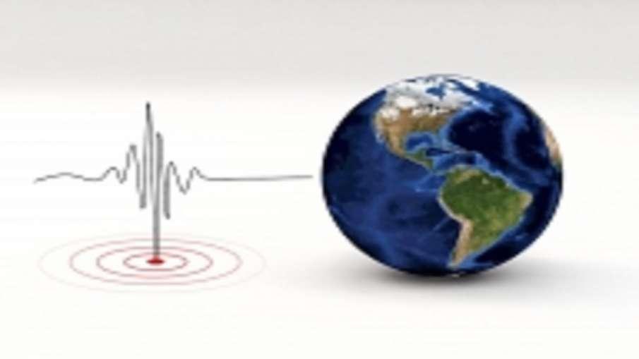 earthquake in delhi ncr alwar । दिल्ली-एनसीआर में भूकंप, रिक्टर स्केल पर तीव्रता 4.2 - India TV Hindi