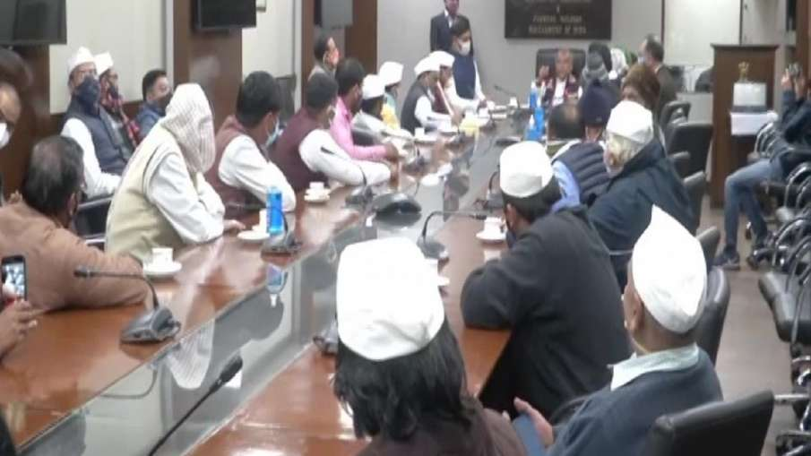 Farmers meeting with agri minister Narendra Singh Tomar: Farmers crack down on agricultural bills!  Some support in- India TV Hindi