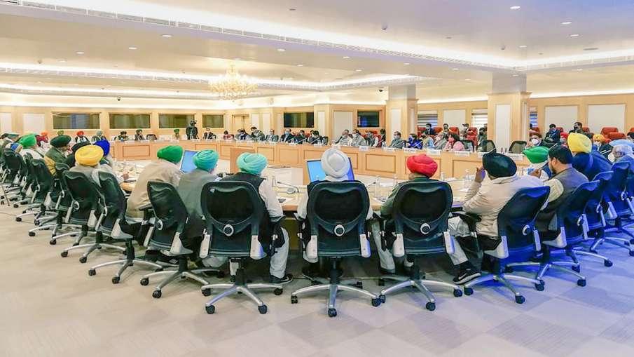 किसान नेताओं और सरकार के बीच बुधवार को होगी छठे दौर की वार्ता- India TV Hindi
