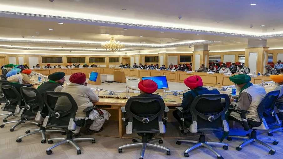 सरकार ने किसानों की समस्याओं को लेकर समिति बनाने का प्रस्ताव दिया- India TV Hindi