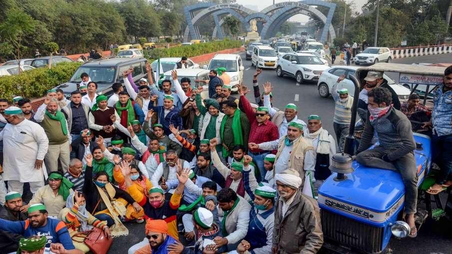 किसान आंदोलन: दिल्ली बॉर्डर की कौन सी सड़कें बंद और कौन हैं खुली, ये रही पूरी डिटेल- India TV Hindi