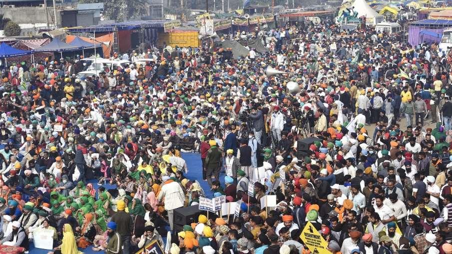 केंद्र के प्रस्ताव से किसान सहमत नहीं, गतिरोध जारी, चक्का जाम और धरना-प्रदर्शन करेंगे- India TV Hindi