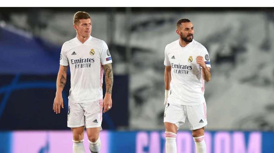 Real Madrid- India TV Hindi
