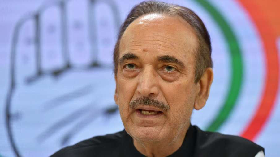 COVID-like pandemics can pose threat to country's internal security, says Ghulam Nabi Azad- India TV Hindi