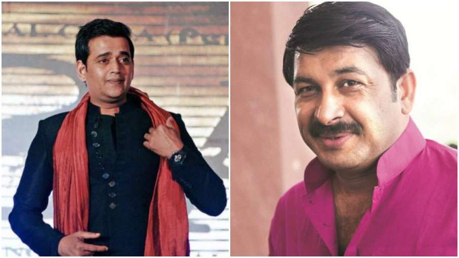 रवि किशन और मनोज तिवारी- India TV Hindi
