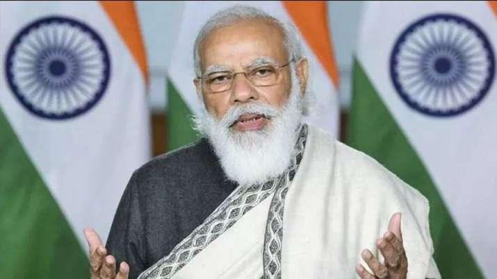 Prime Minister Narendra Modi will address International Bharati Festival 2020 on December 11, 2020 v- India TV Hindi