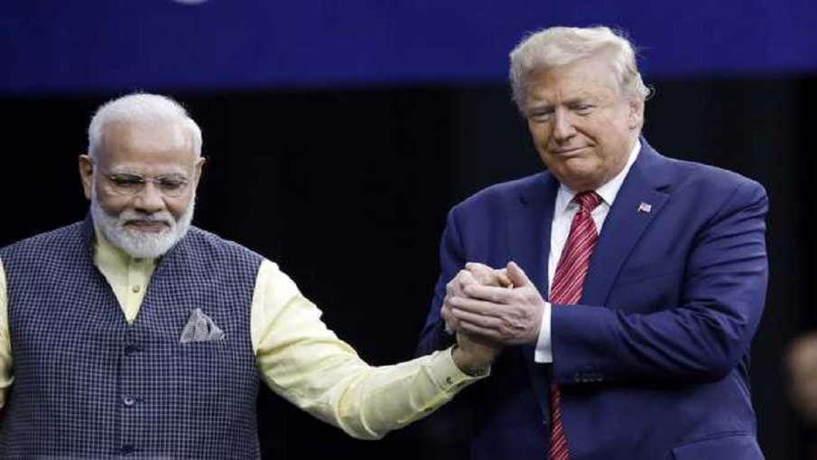 पीएम नरेंद्र मोदी को मिला अमेरिका का 'लीजन ऑफ मेरिट' अवॉर्ड, राष्ट्रपति ट्रम्प ने किया सम्मानित- India TV Hindi