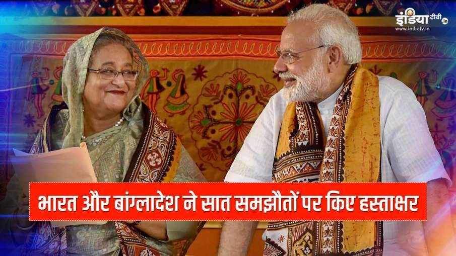 हसीना ने भारत को...- India TV Hindi