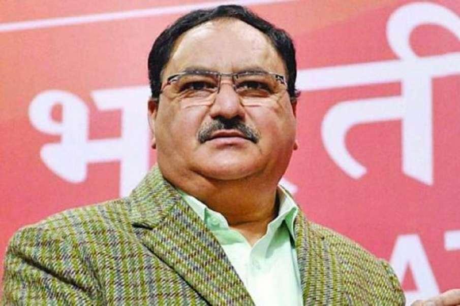 JP Nadda Bharatiya Janata Party President - India TV Hindi