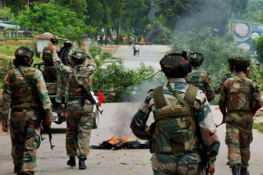 Home ministry declares Nagaland as 'disturbed area' for a further period of 6 months under AFSPA- India TV Hindi