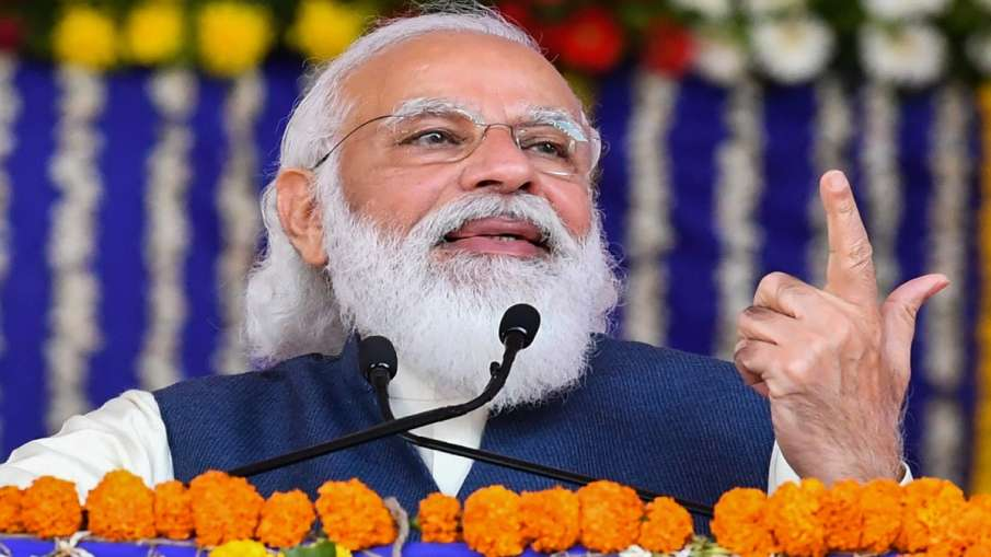 In the midst of the farmers' movement, Prime Minister Narendra Modi will address the farmers of Madhya Pradesh on Friday. - India TV Hindi