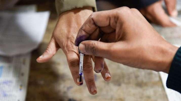 हरियाणा: नगर निकाय चुनाव में करीब 60% मतदान, किसी अप्रिय घटना की सूचना नहीं- India TV Hindi