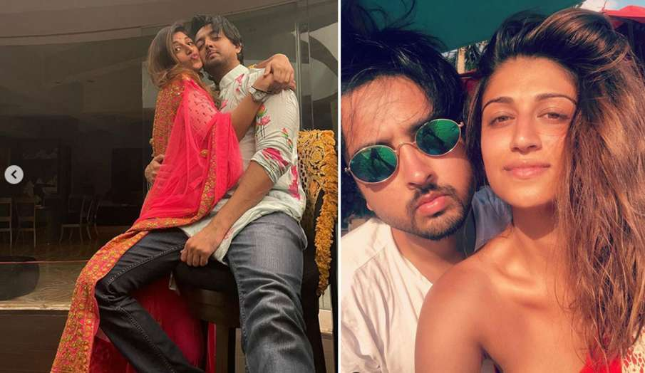 पद्मिनी कोल्हापुरे के बेटे प्रियांक शर्मा अपनी गर्लफ्रेंड शाजा मोरानी से करेंगे शादी- India TV Hindi
