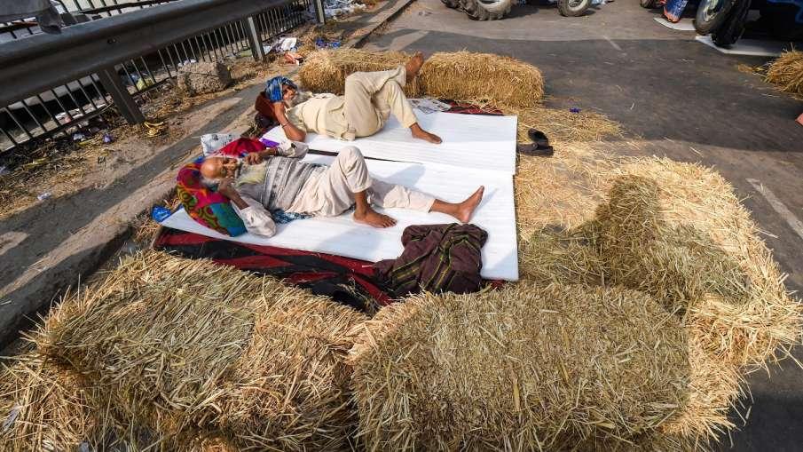 किसान आंदोलन:...- India TV Hindi