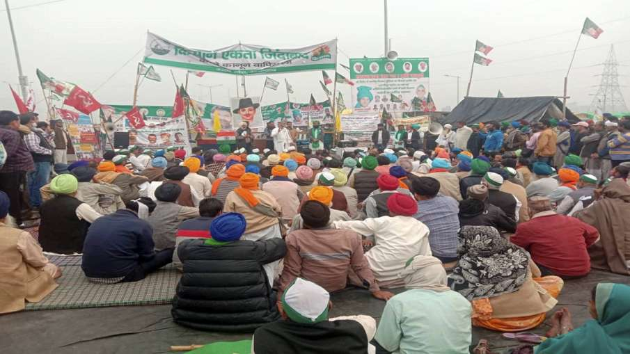 farmer protest kisan andolan delhi jaipur agra highway live updates । LIVE: क्या किसानों को धीरे-धीर- India TV Hindi