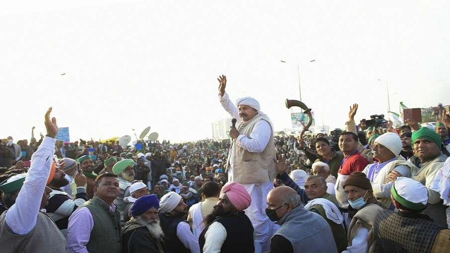 kisan andolan pm modi live today law narendra tomer farm bill law live updates । किसान आंदोलन LIVE: - India TV Hindi