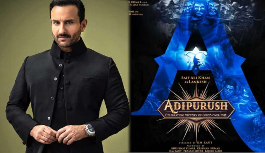 saif ali khan adipurush lankesh ravan humane justify abduction of sita prabhas om raut- India TV Hindi