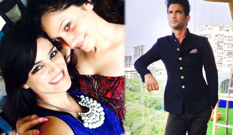 ankita lokhande trolled for partying with sandip ssingh- India TV Hindi