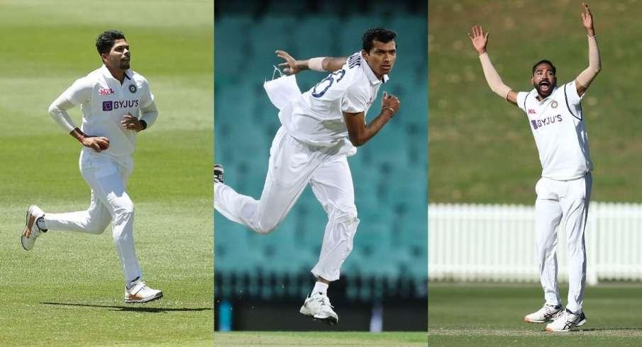 India vs Australia, Ind vs Aus, Umesh Yadav, Navdeep Saini, Mohammed Siraj, Virat Kohli, Mohammad Ka- India TV Hindi