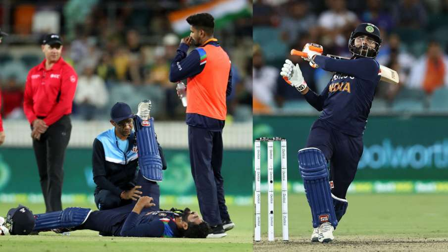 Ravindra Jadeja played Fire innings despite being injured, so many runs in last two overs AUS vs IND- India TV Hindi