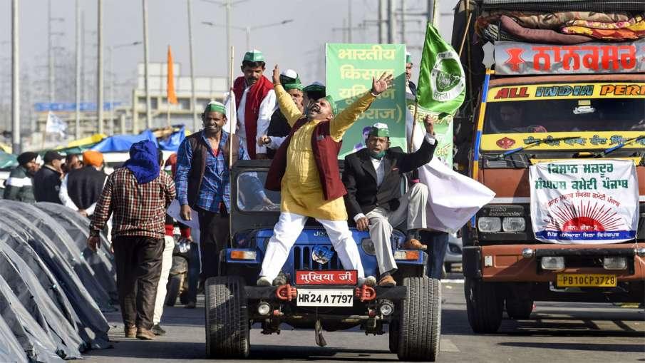 Farmer Protest- India TV Hindi