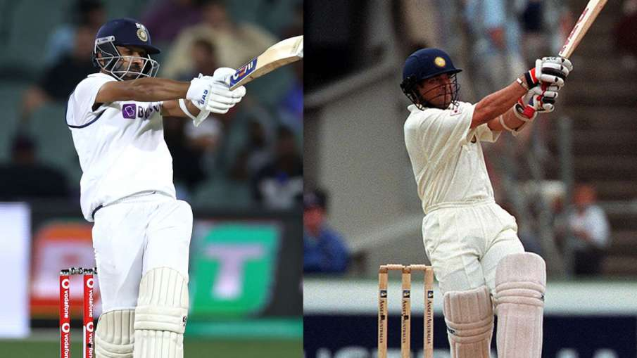 IND vs AUS: As captain Ajinkya Rahane has a chance to break Sachin Tendulkar's 21 year old record - India TV Hindi