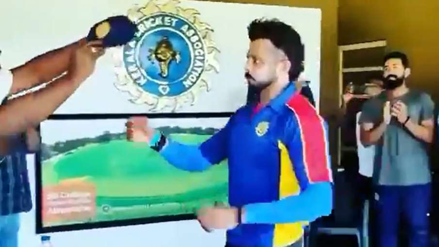 S Sreesanth to play in this T20 tournament after 7 years ban- India TV Hindi
