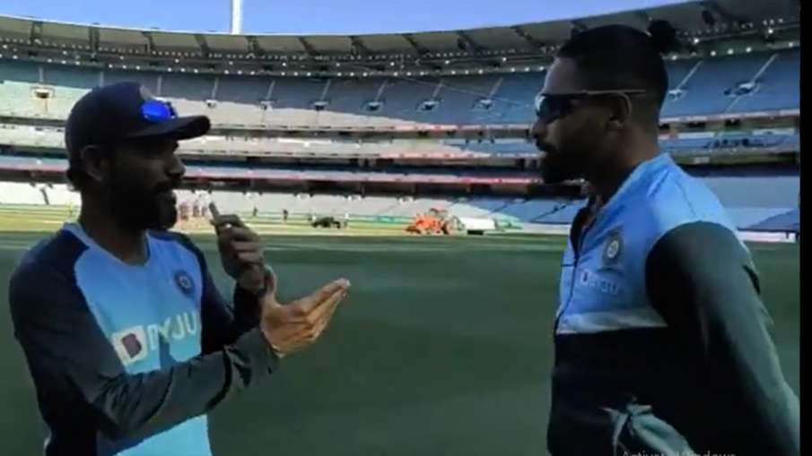 IND vs AUS: Mohammad Siraj was itching to bowl in debut match, told himself the whole story - India TV Hindi