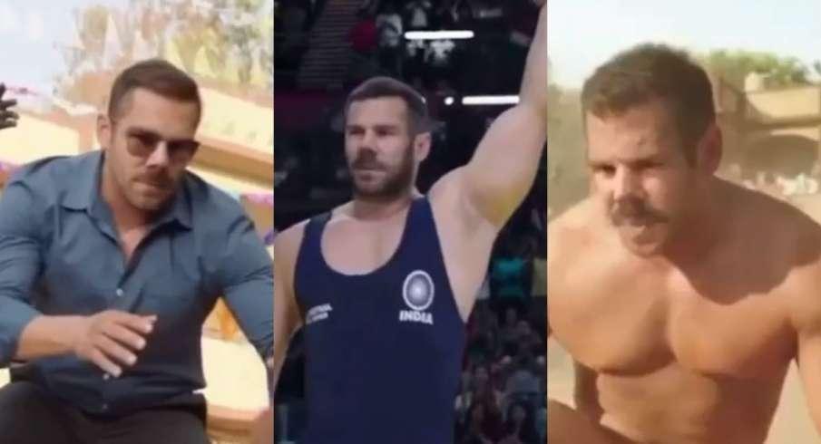 David warner, salman khan, cricket, sports, australia- India TV Hindi
