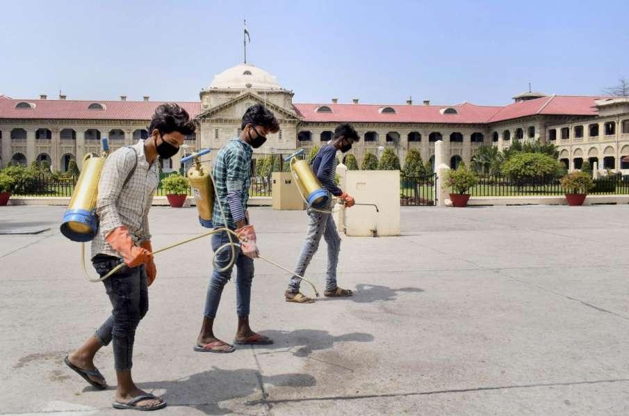 1,985 fresh COVID-19 cases in UP, tally crosses 5.5 lakh-mark- India TV Hindi