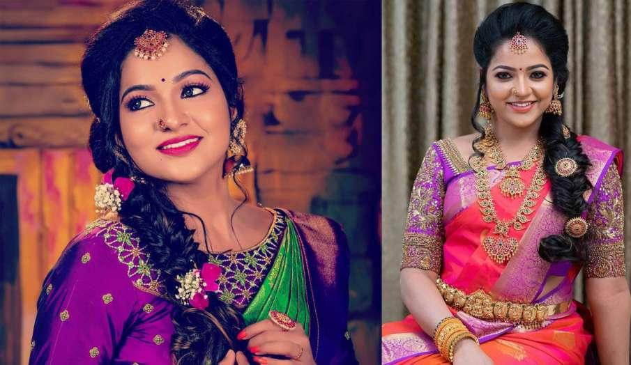 VJ chitra- India TV Hindi