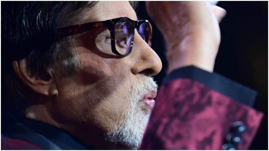 अमिताभ बच्चन ने 'कौन बनेगा करोड़पति 12' की शूटिंग की पूरी- India TV Hindi