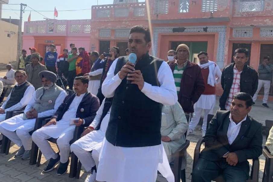 हरियाणा के भाजपा नेता और पूर्व विधायक बलवान सिंह दौलतपुरिया- India TV Hindi