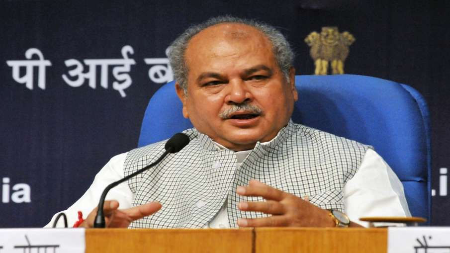 Narendra Singh Tomar, Agriculture Minister- India TV Hindi