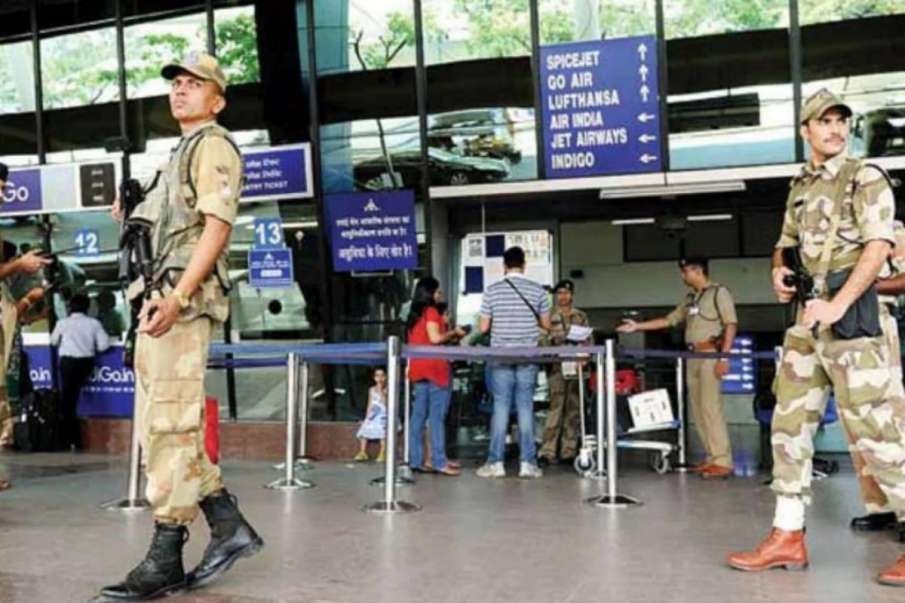 Alert issued in airports, govt buildings after blast near Israel Embassy in Delhi- India TV Hindi