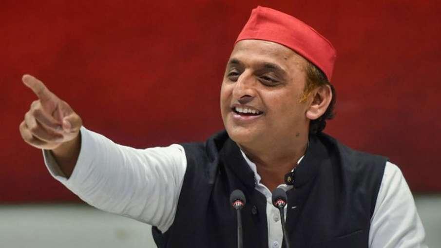 Akhilesh Yadav attacks BJP, Akhilesh Yadav Farmers, Akhilesh Yadav Vaccine- India TV Hindi