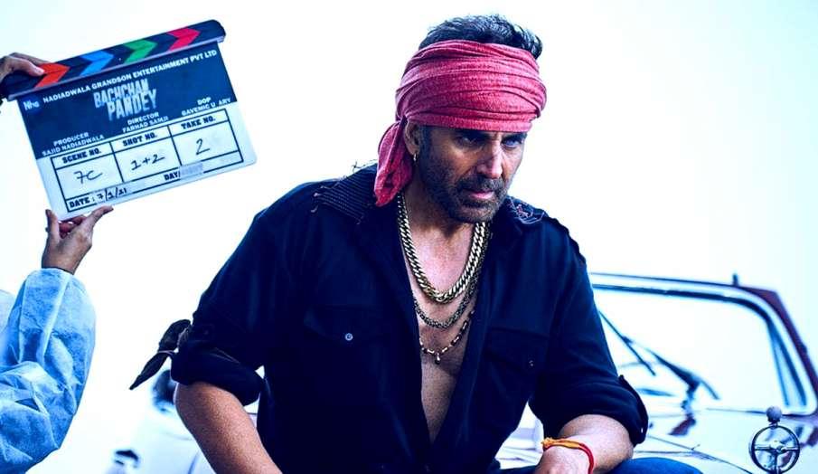 akshay kumar begin shooting for Bachchan Pandey- India TV Hindi