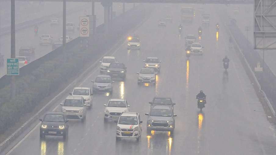 यूपी, हरियाणा और राजस्थान में इन जगहों पर थोड़ी देर में बरसात के आसार- India TV Hindi
