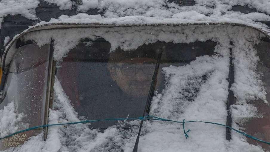 Snow Fall- India TV Hindi