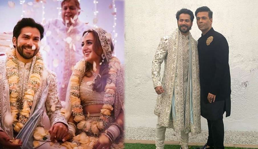 karan johar emotional post for Varun Dhawan-natasha dalal - India TV Hindi