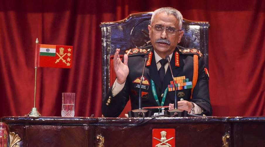 India to face higher security challenges in line with rising stature, influence: Army Chief- India TV Hindi