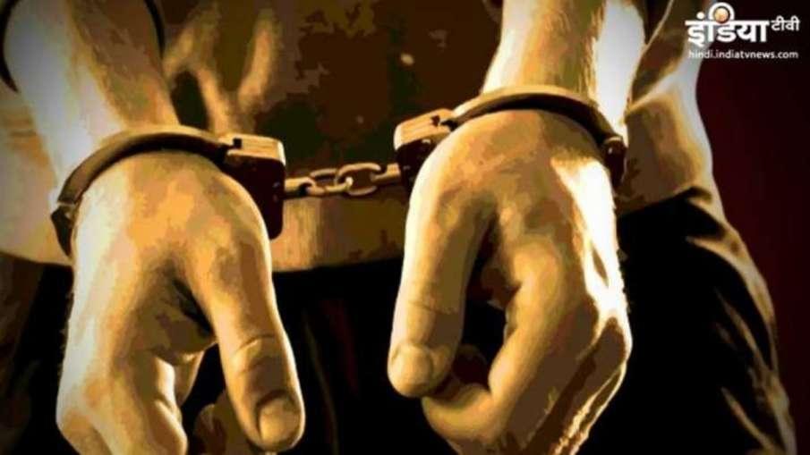 गुरुग्राम में पकड़े गए पांच वांछित अंतरराज्यीय अपराधी, रिवाल्वर, 8 जिंदा कारतूस और एक कार बरामद- India TV Hindi