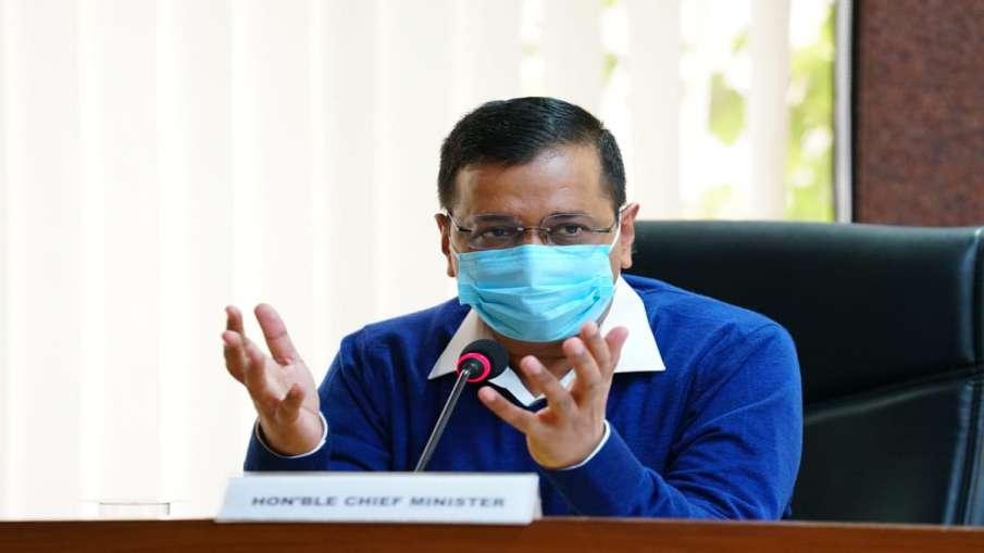 दिल्ली जल बोर्ड सभी परियोजनाएं निर्धारित समय सीमा में पूरी करेः अरविंद केजरीवाल- India TV Hindi