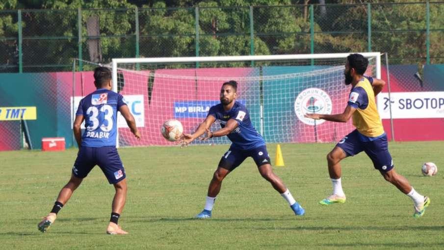 ISL-7: ATK Mohun Bagan to fight hands with Kerala Blasters in Fatorda- India TV Hindi